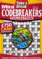 Tab Mini Codebreakers Coll Magazine Issue NO 132