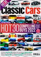 Classic Cars Magazine Issue OCT 21