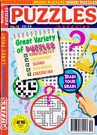 Puzzles Magazines Magazine Issue NO 10