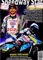Speedway Star Magazine Issue 21/08/2021