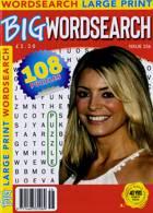 Big Wordsearch Magazine Issue NO 256
