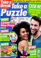 Take A Break Take A Puzzle Magazine Issue NO 9