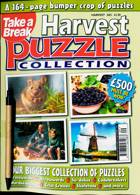 Tab Puzzle Collection Magazine Issue HARVEST