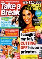 Take A Break Magazine Issue NO 34