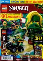 Lego Giant Series Magazine Issue LGG11 NINJ