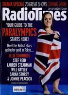 Radio Times London Edition Magazine Issue 21/08/2021