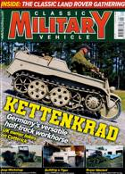 Classic Military Vehicle Magazine Issue SEP 21
