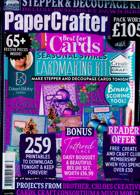 Papercrafter Magazine Issue NO 164