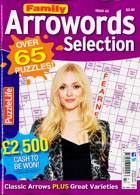 Family Arrowords Selection Magazine Issue NO 43