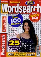 Family Wordsearch Magazine Issue NO 371