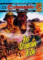 Commando Action Adventure Magazine Issue NO 5465