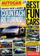 Autocar Magazine Issue 18/08/2021