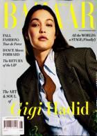 Harpers Bazaar Usa Magazine Issue AUG 21