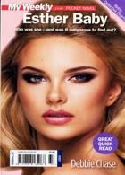 My Weekly Pocket Novel Magazine Issue NO 2037
