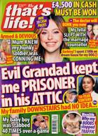 Thats Life Magazine Issue NO 34