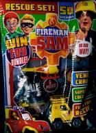 Fireman Sam Magazine Issue NO 19