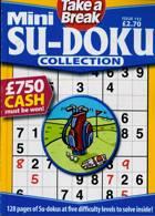Tab Mini Sudoku Collection Magazine Issue NO 132