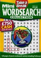 Tab Mini Wordsearch Coll Magazine Issue NO 132