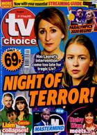 Tv Choice England Magazine Issue NO 34