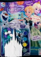 Frozen Funtime Magazine Issue NO 26