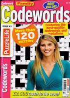 Family Codewords Magazine Issue NO 43