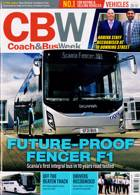 Coach And Bus Week Magazine Issue NO 1487