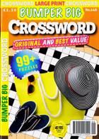 Bumper Big Crossword Magazine Issue NO 148