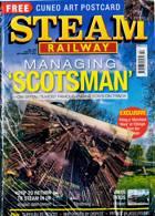 Steam Railway Magazine Issue NO 522
