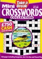 Tab Mini Crossword Coll Magazine Issue NO 132