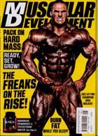 Muscular Development Usa Magazine Issue AUG 21