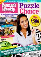 Womans Weekly Puzzle Choice Magazine Issue NO 8