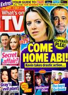 Whats On Tv England Magazine Issue 25/09/2021
