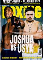 Boxing News Magazine Issue 23/09/2021