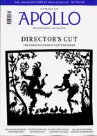 Apollo Magazine Issue OCT 21