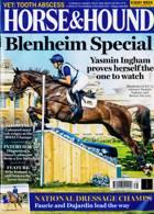 Horse And Hound Magazine Issue 23/09/2021