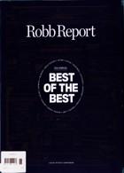Robb Report Us Edition Magazine Issue JUN/JUL21