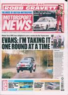Motorsport News Magazine Issue 07/10/2021