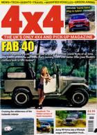 4 X 4 Magazine Issue NOV 21