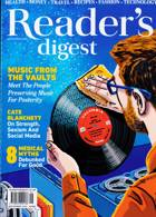 Readers Digest Magazine Issue SEP 21