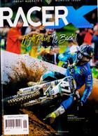 Racer X Illustrated Magazine Issue SEP 21