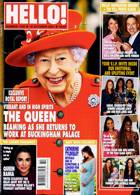 Hello Magazine Issue NO 1708