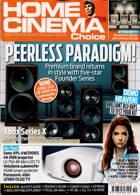 Home Cinema Choice Magazine Issue AUTUMN