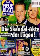 Das Neue Blatt Magazine Issue NO 33