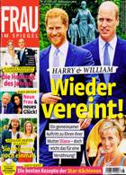 Frau Im Spiegel Weekly Magazine Issue 28