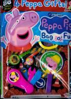 Peppa Pig Bag 0 Fun Magazine Issue NO 144