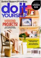 Bhg Do It Yourself Magazine Issue VOL28/4