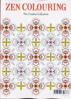 Zen Colouring Magazine Issue NO 55