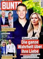 Bunte Illustrierte Magazine Issue 27