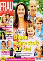 Frau Im Spiegel Weekly Magazine Issue 27