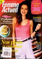 Femme Actuelle Magazine Issue NO 1925